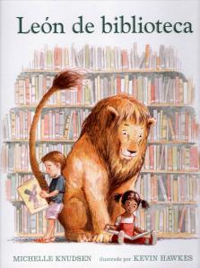 leon de biblioteca